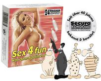 Secura Sex4fun Pack